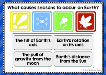 Earth Task Cards - Digital Boom Cards™