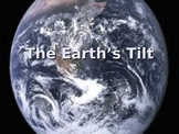 Earth Tilt Notes