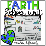 Earth Helper Unit for Autism & Special Education