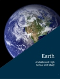 Earth Unit Study
