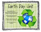 Earth Unit for Early Elementary - Go Green! and Recycling Lessons