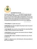 Earth Week Homework