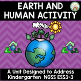 Earth and Human Activity Kindergarten NGSS