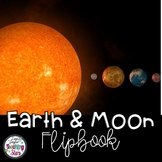 Earth and Moon Flip Book