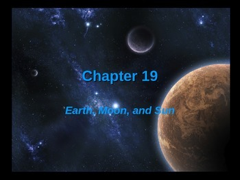Earth and Moon - PowerPoint