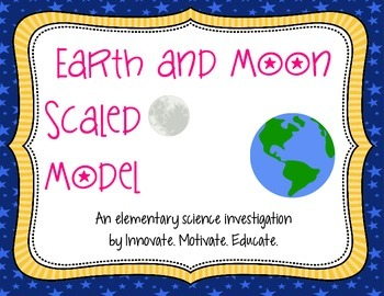 Earth and Moon Scaled Model Space Investigation