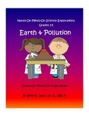 Earth and Pollution Grades 3-5