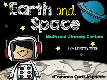 Earth and Space! -A thematic unit aligned to the Common Core