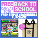 Earth and Space, Physical, and Life Science COMPLETE Interactive Notebook