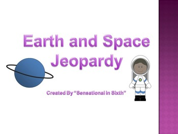 Earth and Space Review