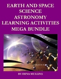 Earth and Space Science Astronomy Learning Activities MEGA BUNDLE