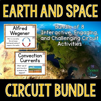 Earth and Space Science Circuit Bundle