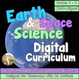 Earth and Space Science Digital Curriculum Bundle