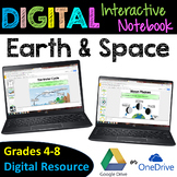 Earth and Space Science Digital Notebook Google Drive   Di