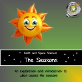 Earth and Space Sciences:  Seasons