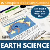 Earth and Space Science Sub Plans