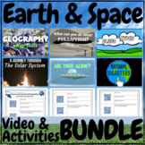 Earth and Space Science Video & Activities BUNDLE!
