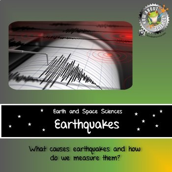 Earth and Space Sciences: Earthquakes