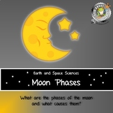 Earth and Space Sciences:  Moon Phases