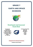 Earth and Space Sciences - 68 Pgs - Wordsearch and Crosswo