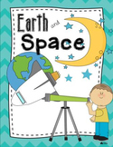 Earth and Space Unit - Includes Power Point, Projects, & Printables!