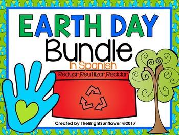 Earth day Bundle in Spanish