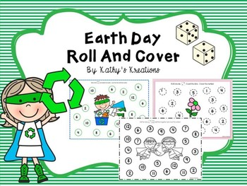 Earth Day Roll And Cover