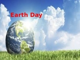 Earth day and Recycling Power Point - 20 Slides history facts recycle info