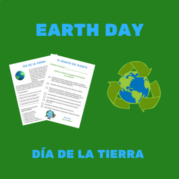 Earth day in Spanish / Dia de la tierra