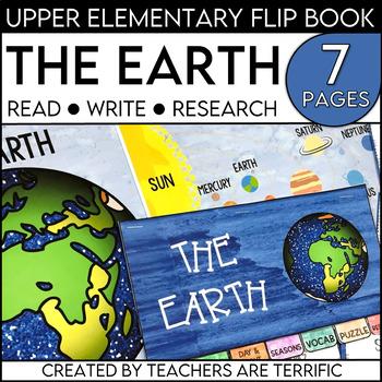 Earth in Space Flipper Book