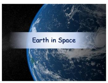 Earth in Space Review Presentation - Compatible with Turning Point
