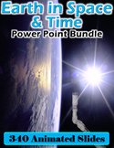 Earth in Space and Time Powerpoint Bundle