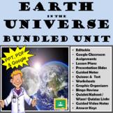 Earth in the Universe Unit Bundle
