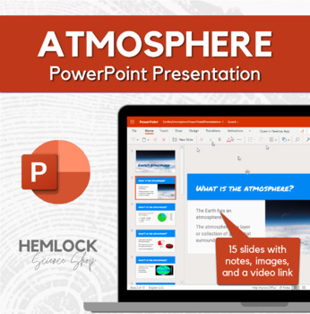 Earth's Atmosphere - PowerPoint Presentation