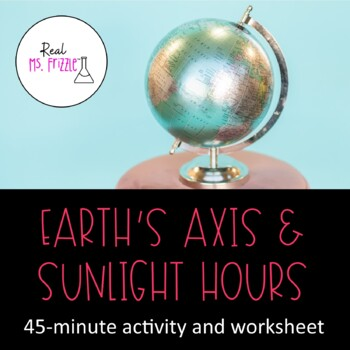 Earth's Axis and Hours of Sunlight