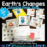 Earth's Changes Adapted Book Pack