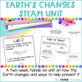 Earth's Changes and Prevention STEAM Unit | Science Statio