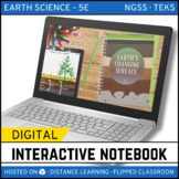 Earth's Changing Surface DIGITAL NOTEBOOK - Google Classro