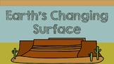 Earth's Changing Surface Presentation