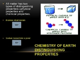 Earth's Chemistry and Basic Foundation of Chemistry