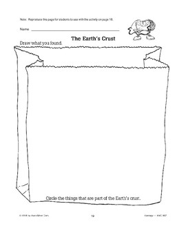 Earth's Crust Is Made of Rock and Soil