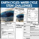 Earth's Cycles: Water Cycle STEM Challenge