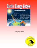 Earth's Energy Budget -  Science Informational Text Passage