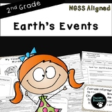 Earth's Events-NGSS Lesson (Second Grade-2-ESS1-1)