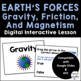 Earth's Forces - Gravity, Friction, and Magnetism | Google Classroom