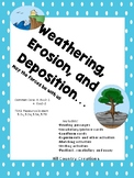 STAAR Review-Earth's Forces:  Weathering, Erosion, and Dep