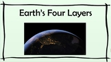 Earth's Four Layers PowerPoint