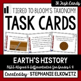 Earth's History Task Cards