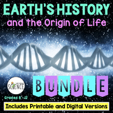 Earth's History and the Origin of Life Bundle