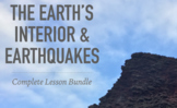 Earth's Interior & Earthquakes: COMPLETE 3-WEEK UNIT BUNDLE!